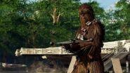 Chewbacca BFII