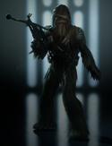 Wookiee Warrior new skin