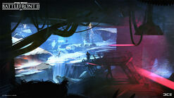 Hoth - Concept Art (2) - Anton Grandert