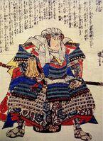 440px-Uesugi Kenshin by Kuniyoshi