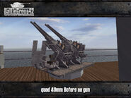 Quad bofors