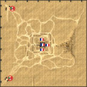 4206-Bir Hakeim conquest map