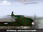 CAC Boomerang 3