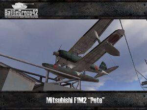 Mitsubishi F1M2 1