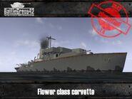 Flower-class corvette 1