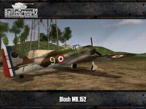 Bloch MB.152 1