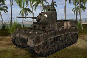 M3 stuart 1