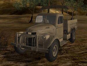 Chevy 30cwt 1