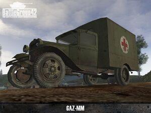 GAZ-MM 1