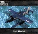 Grumman F4F-3S Wildcatfish
