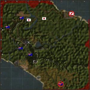 4207-Kokoda Path map