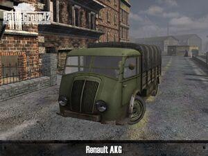 Renault AGK 1