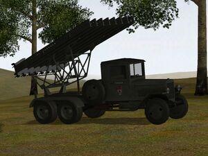 BM-13 Katyusha 1