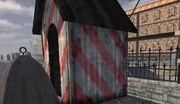 Easteregg guardhouse