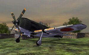 Ki-84 1
