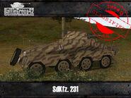 Sdkfz 231 | Battlegroup42 Encyclopedia | FANDOM powered by Wikia
