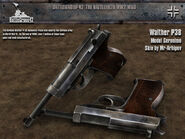 Walther P38 old