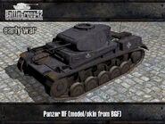 Panzer II render early