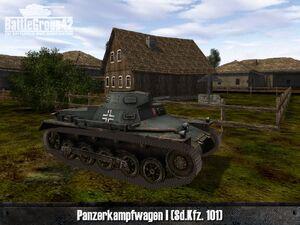 Panzer I 1