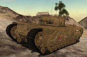 Churchill 3 british