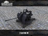FlaK 38 render