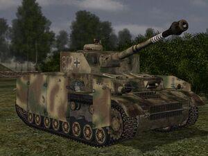 PanzerIV h 2
