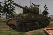 Sherman m4a3 76w french