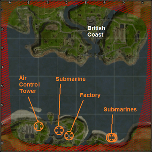 4207-Intruder Mission map