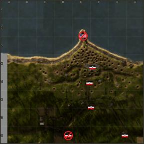 4406-Pointe du Hoc conquest co-op map