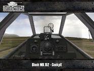 Bloch MB.152 render 1