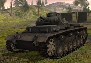 Panzer 3e 1