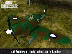 CAC Boomerang 1