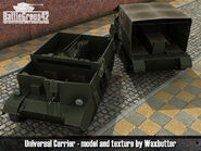 Universal Carrier render 1