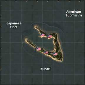 4112-Wake Island conquest map