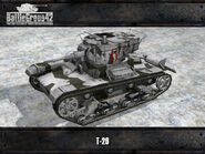 T-26 render 2