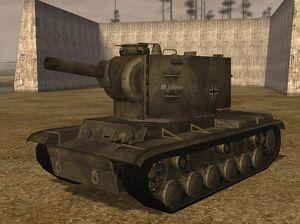 Beute kv-2