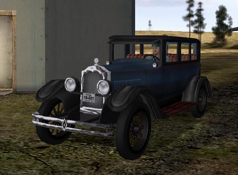 1926 Buick Standard 6