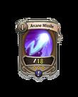 Magic 2 CARD HERO MAGICAL MISSILE