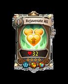 Magic - SuperRare - Rejuvenate All