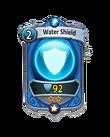 Magic 1 CARD HERO WATER SHIELD MIN