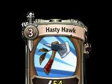 Hasty Hawk