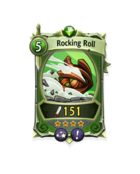 Might - SuperRare - Rocking Roll