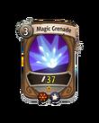 Magic 0 CARD HERO MAGIC GRENADE MIN