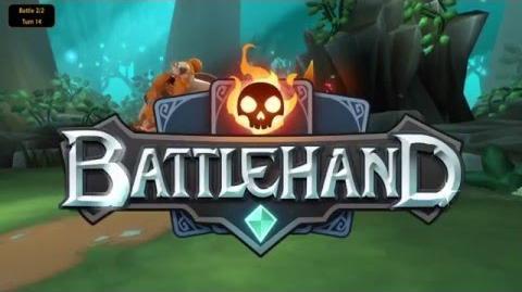 BattleHand iOS Trailer Jan 2016