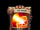 Iron Break
