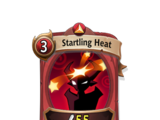 Startling Heat