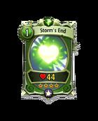 Magic - SuperRare - Storm's End