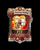 Magic - SuperRare - Fuming Bunny