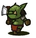 Battleheart goblin