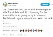 Mika Mobile Tweet